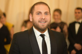 Jonah Hill attends the met balll