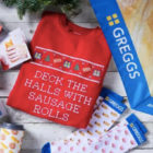 Greggs Now Selling Sausage Roll Phone Cases And Other Festive Stocking Fillers