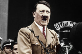 CIA informant claimed hitler in colombia
