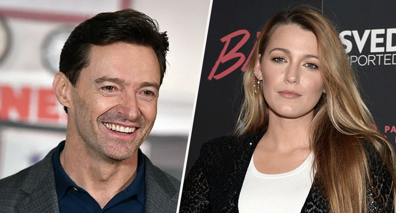 Hugh Jackman gives Blake Lively free coffee for life