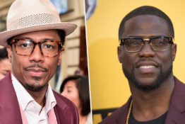 Nick Cannon have defended Kevin Hart.