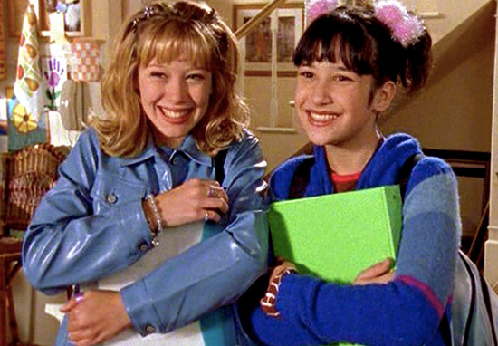 Hilary Duff Is Back To Lizzie McGuire Blonde For Her Return To Disney