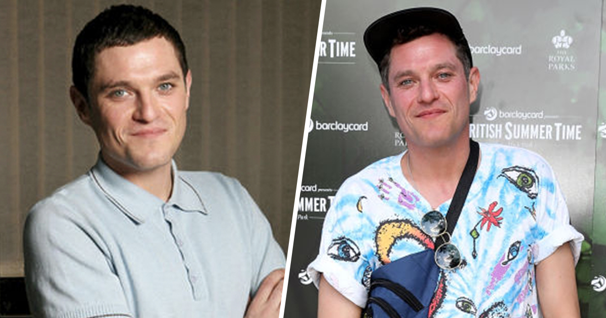 Mathew Horne actor