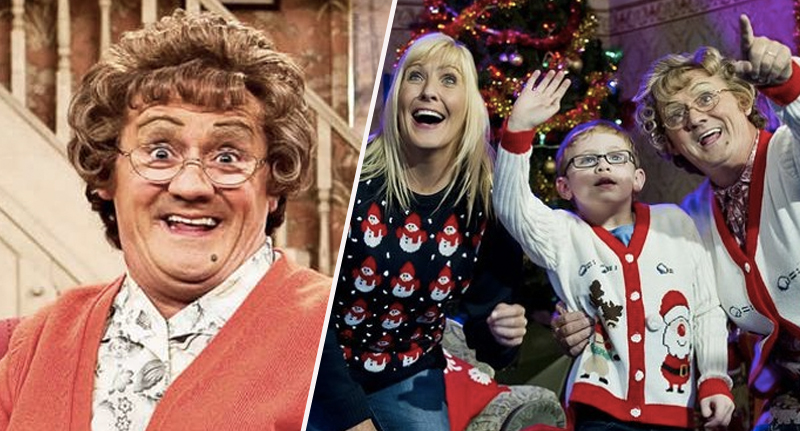 Mrs Brown's Boys christmas special