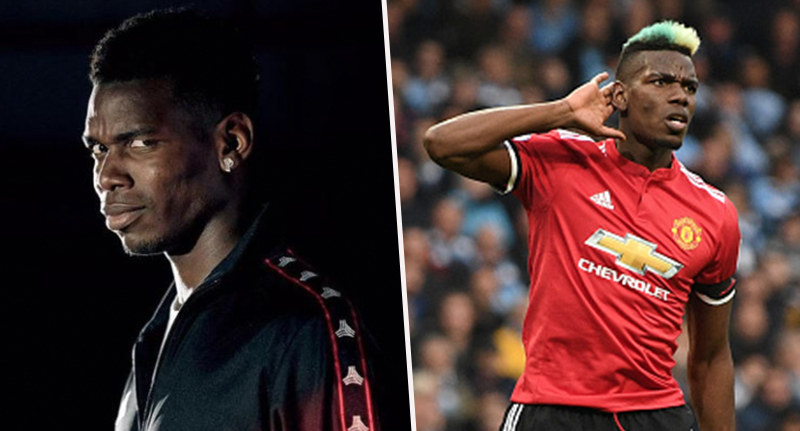 Paul Pogba to be 'fined' for instagram post