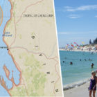 Strong 5.6 Magnitude Earthquake Strikes Off Australia's West Coast