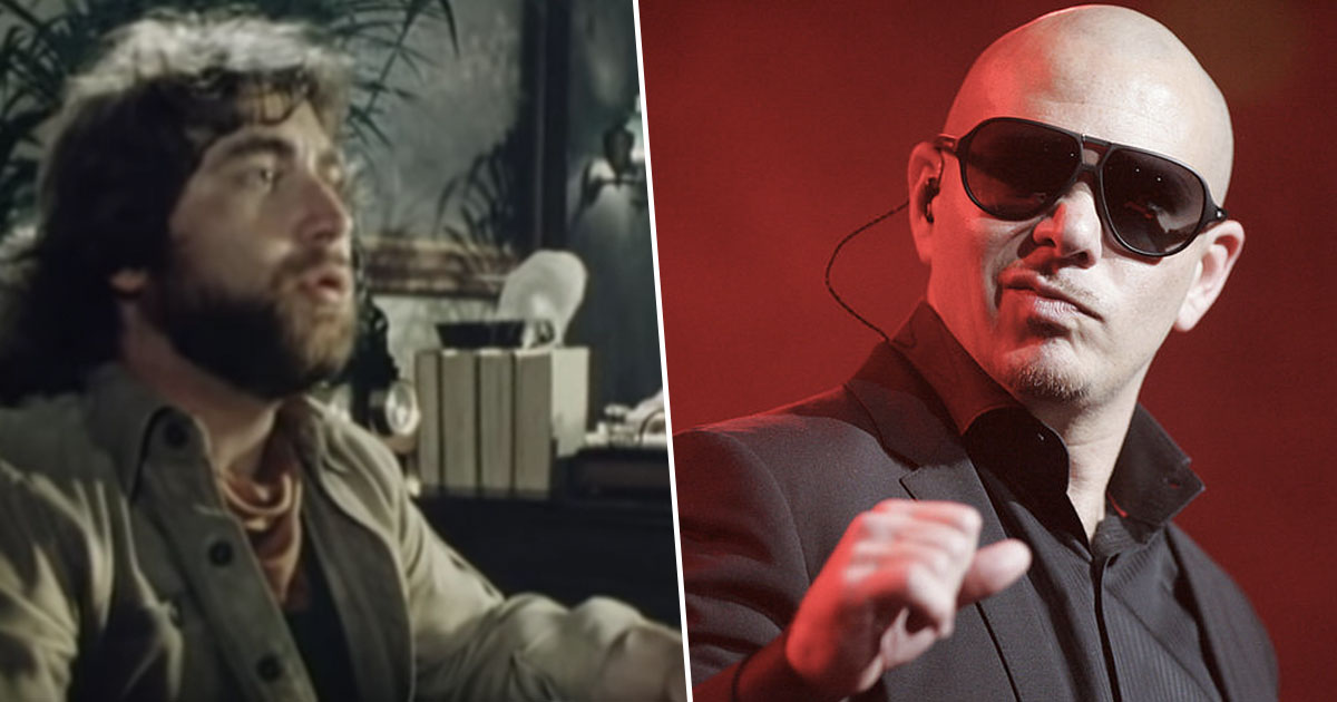 Pitbull Has Recorded A Cover Of 'Africa' By Toto