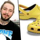 More Post Malone Crocs Are Going On Sale In Half An Hour