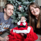 Baby Born 3 Months Premature Comes Home For Christmas