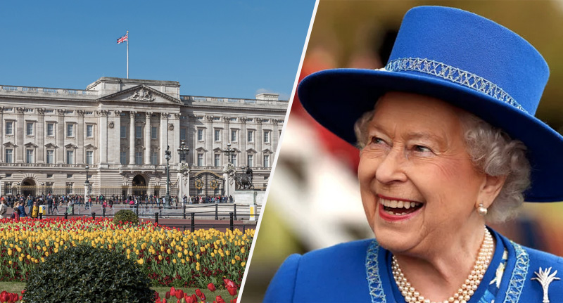 Queen advertising job in palace