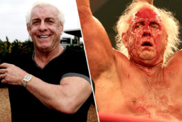 Ric Flair says he has been cleared to go back in the ring.