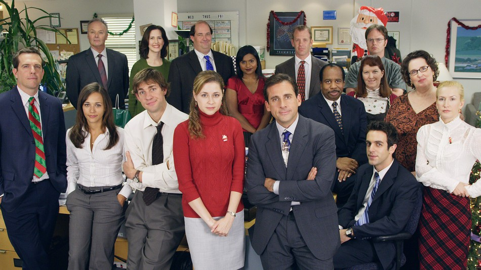 The Office full cast