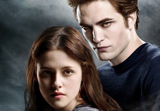 Twilight Robert Pattinson Kristen Stewart