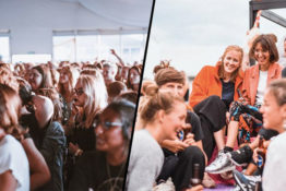 Man-free festival in Sweden
