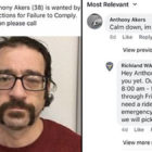 Guy Responds To His Own Police Wanted Post On Facebook And It's Comedy Gold