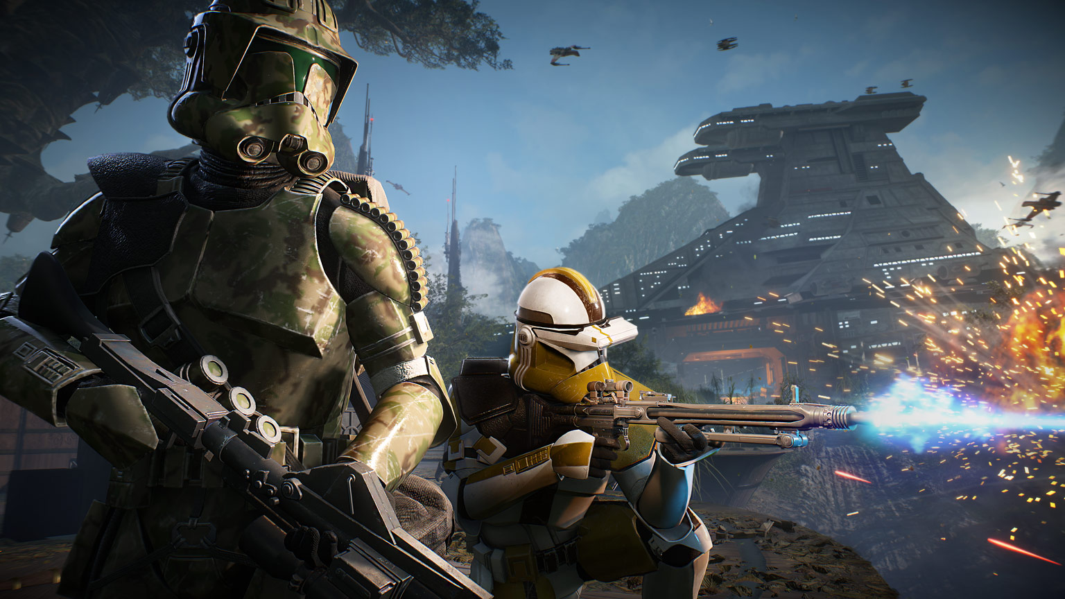 Star Wars: Jedi Fallen Order First Story Details And Release