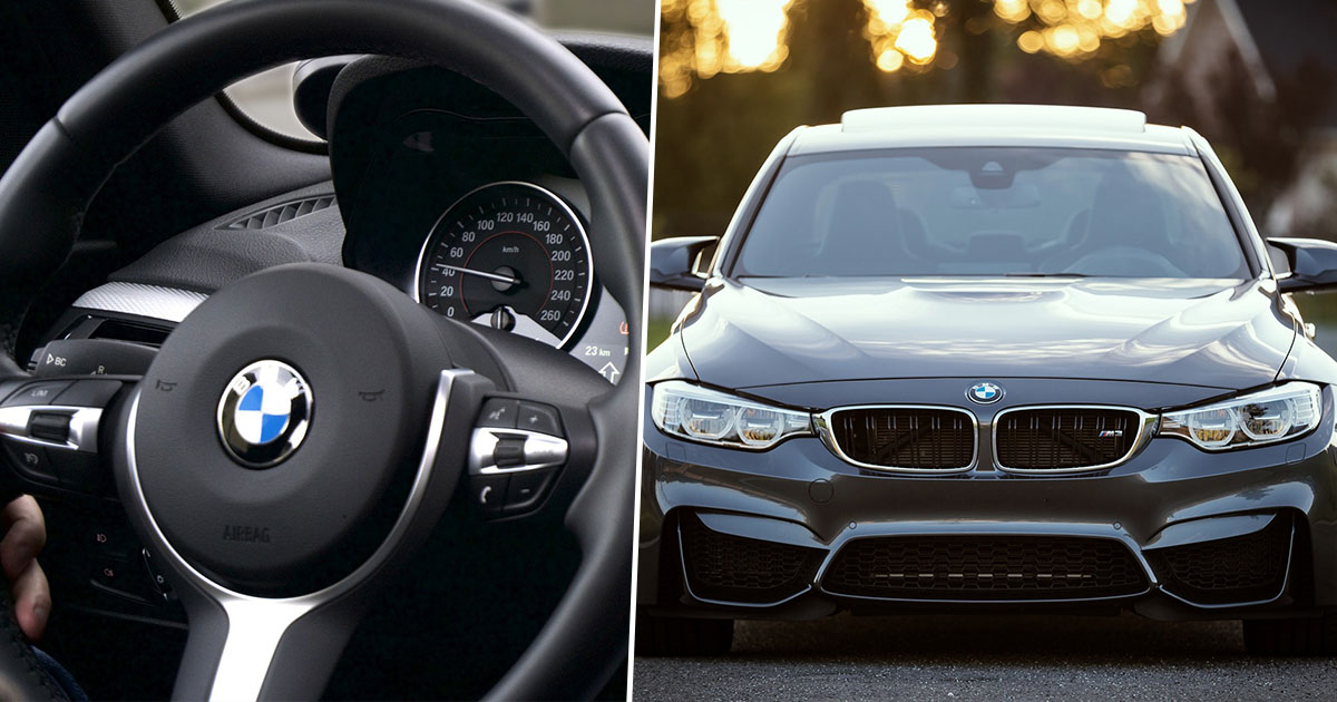 BMW drivers voted worst on road