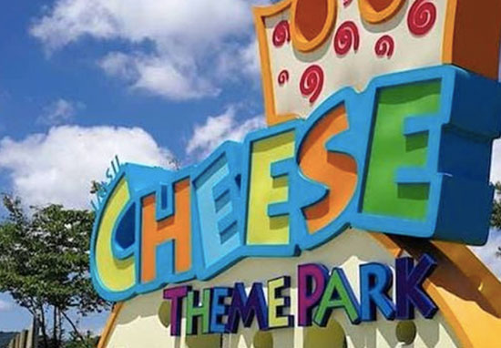 Cheese theme park