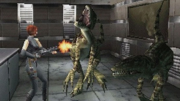 Dino Crisis Characters And Weapons Added To Resident Evil 2 Remake