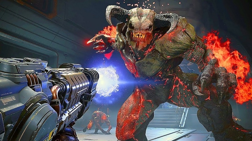 DOOM Eternal's Single-Player Campaign Takes Over 20 Hours To