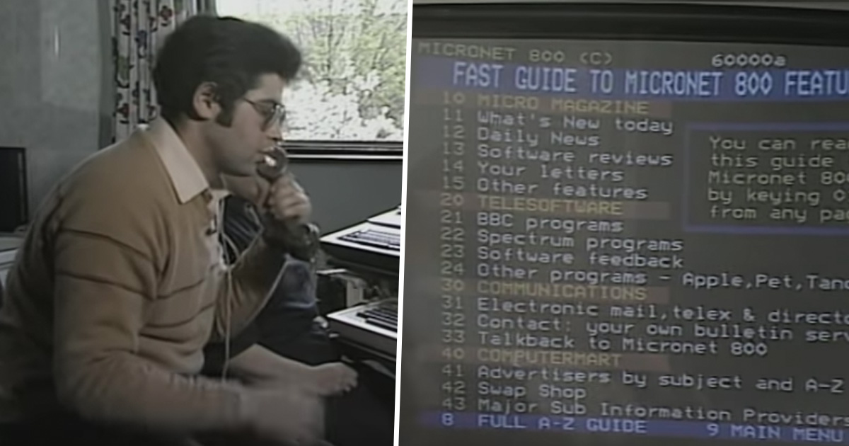This Is What Sending An Email Looked Like In The 80's