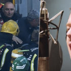 Firefighters Hope To Get Christmas Number One With Charity Single