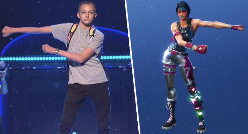Backpack Kid Suing Fortnite And NBA For Using The Floss Dance