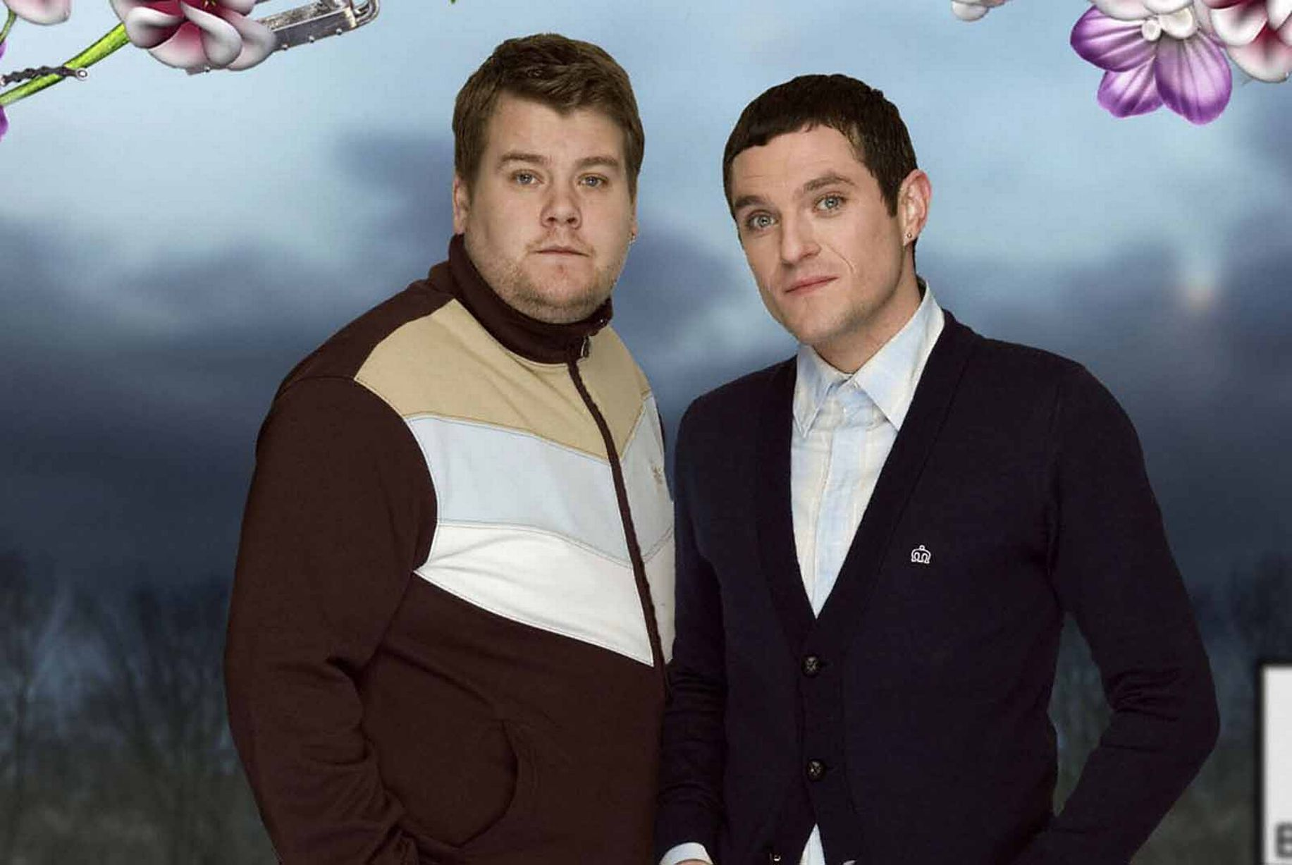 James Corden MAthew Horne, Gavin and Smithy