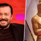 Ricky Gervais Calls Oscars C***s And Asks If He Can Host