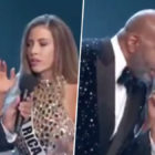 Miss Costa Rica Destroys Steve Harvey For His Mistake During 2015 Miss Universe Pageant