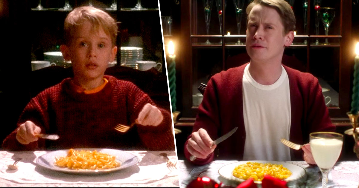 Macaulay Culkin Recreated Home Alone Scenes And It's Just What Christmas Needed