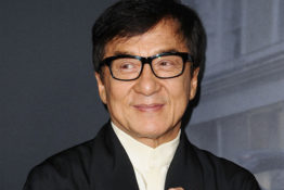 Jackie Chan tells all in book