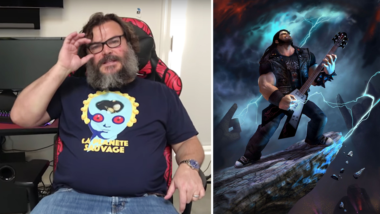 jack black gaming youtube