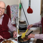 100-Year-Old Man Says Key To Long Life Is Red Wine And Mixed Grills