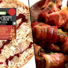 ASDA Selling A Christmas Dinner Pizza Topped With Pigs In Blankets, Stuffing, And Cranberry Sauce