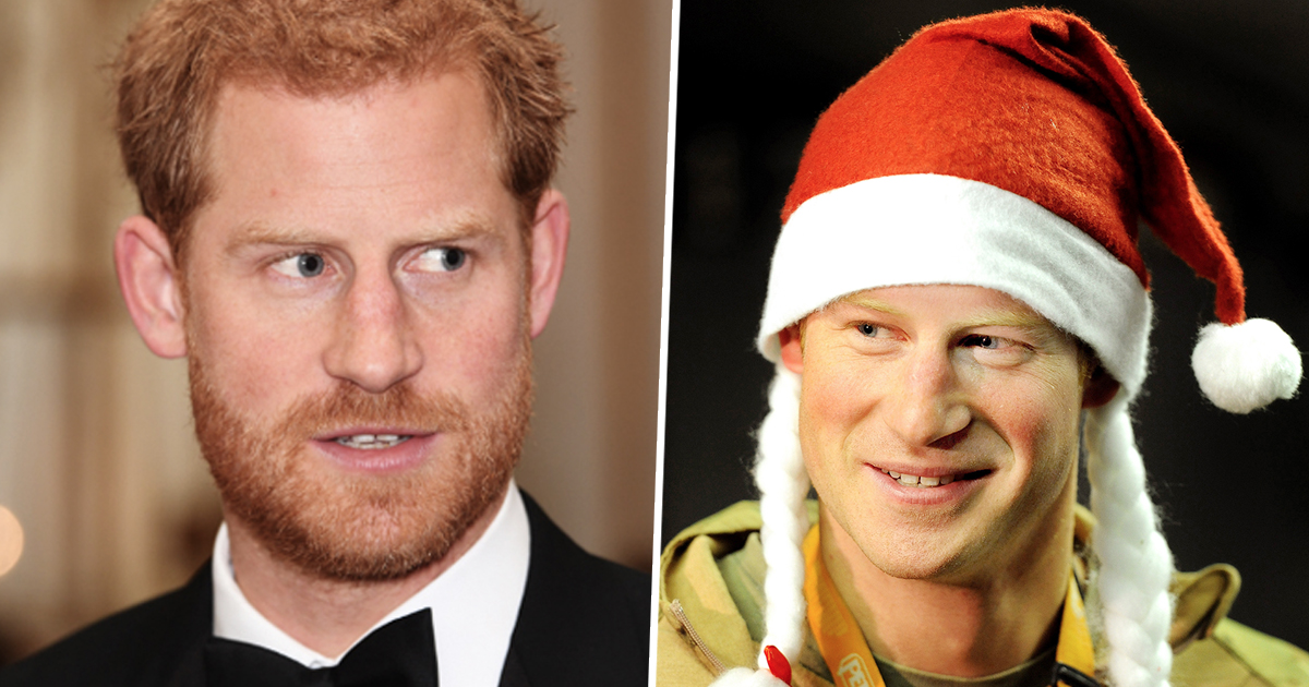 prince harry christmas tradition