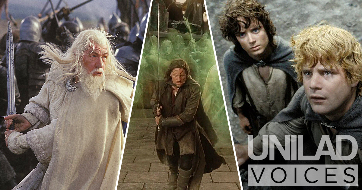 Lord of the rings Return of the King stills