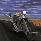Full Throttle Remastered Is Free On GOG Now