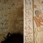 Incredibly Rare Egyptian Tomb Seen For The First Time In 4,400 Years