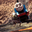 Thomas The Tank Engine Storms Into Monster Hunter World, And It's Horrifying