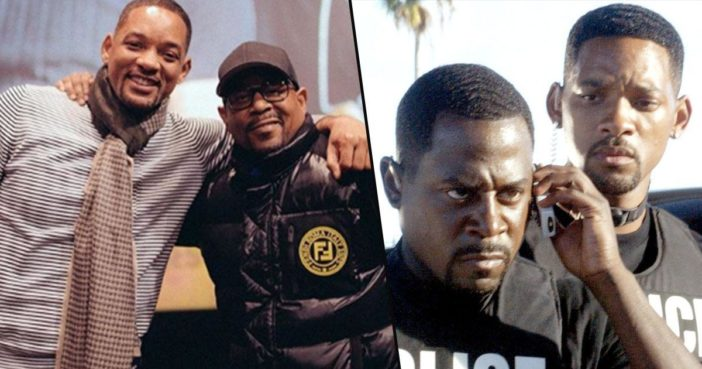 Bad Boys 3 is about to start filming.