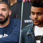 Drake Just Unfollowed The Weeknd On Instagram
