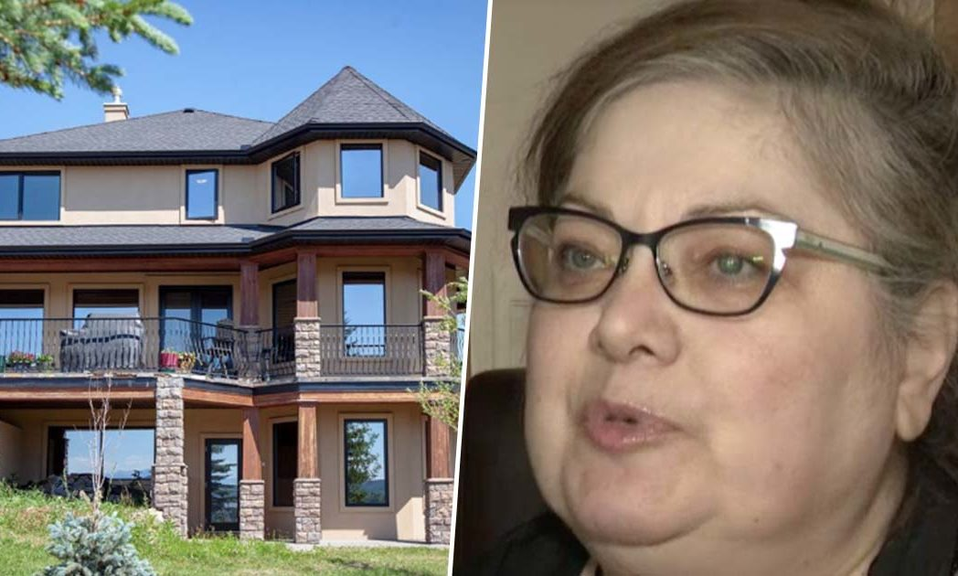 Woman Giving Away 17 Million Home Because She Cant Sell It