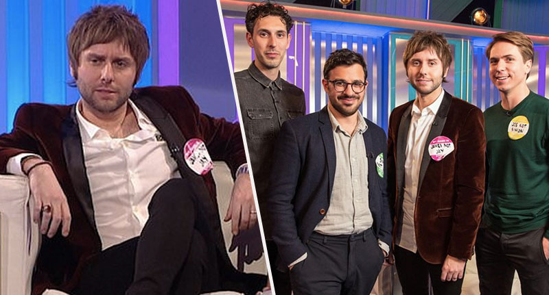 James Buckley apologises for inbetweeners reunion