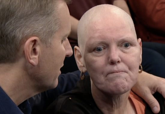 Terminally ill fan Jeremy Kyle