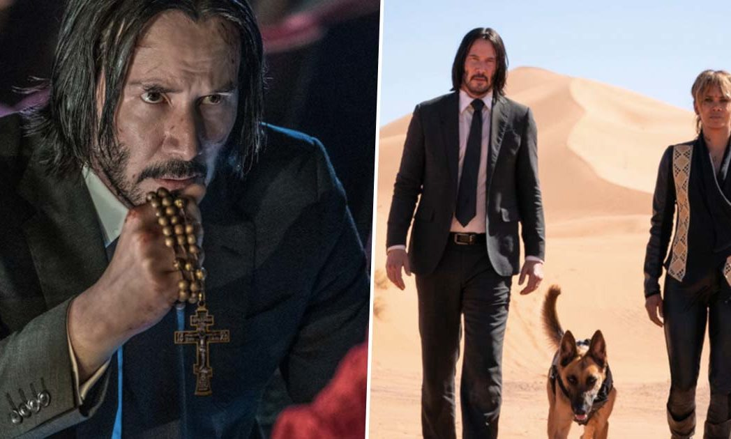 john wick  chapter three official release date is may 17