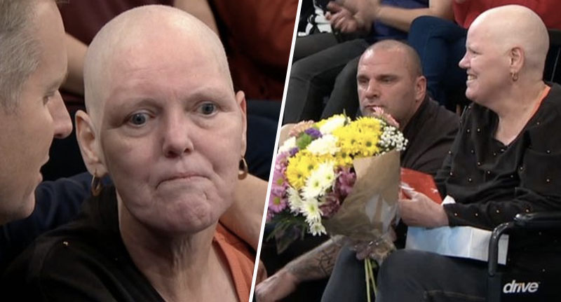 Terminally ill fan, Jeremy Kyle