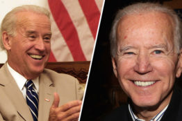 American politician Joe Biden