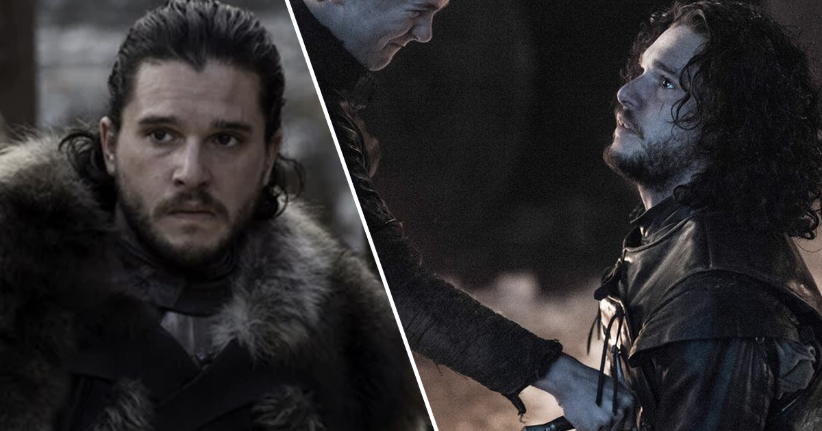 Jon Snow Game Of Thrones death