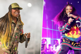 Missy Elliott inducted into hall of fame.
